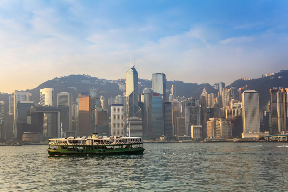 如何注册香港分公司